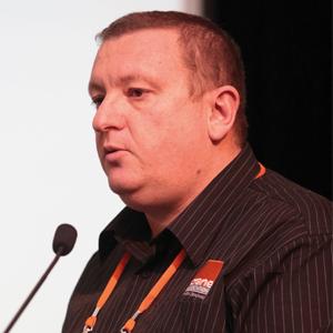 Association president Scott McLeod.