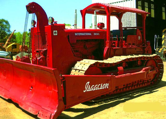 Forgotten companies: Isaacson